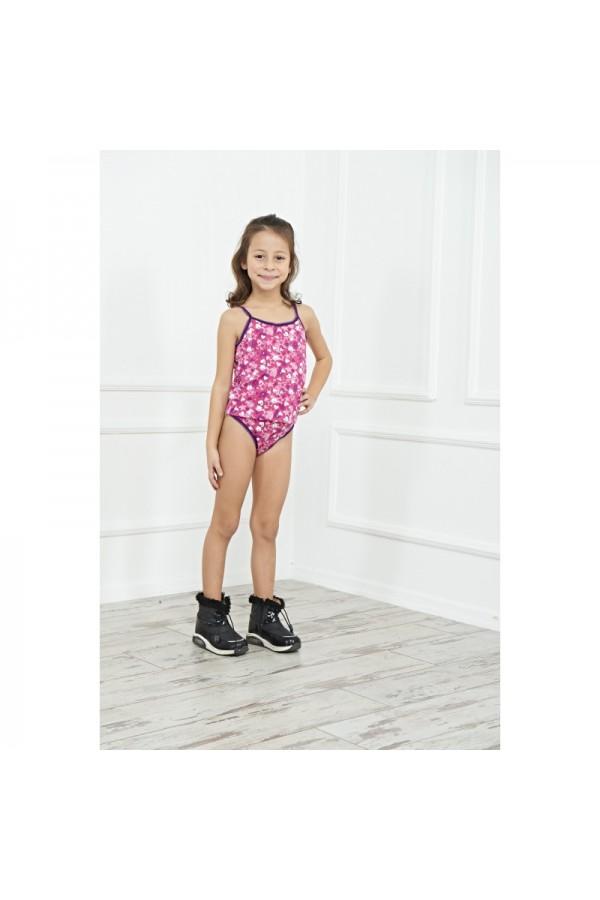 Toptan intimo Kız Çocuk Külot Atlet Takımı
