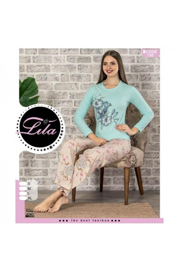 Toptan Bayan Pijama Takımı